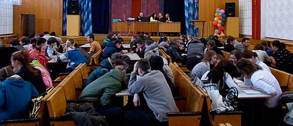 Новогодний турнир  в Смиловичах
