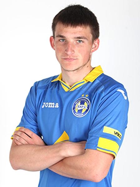 Яўген Яблонскі стаў двухразовым чэмпіёнам Беларусі і згуляў з «Барселонай»
