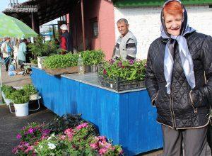Нядзельным ранкам на рынку