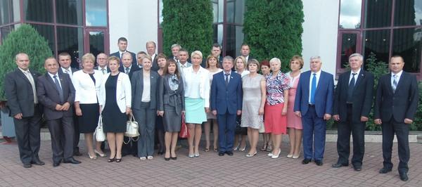 В Минской области избраны члены Совета Республики