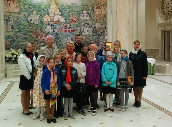Путешествие в мир православной культуры