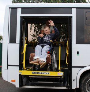 В подарок к началу нового учебного года — автобус