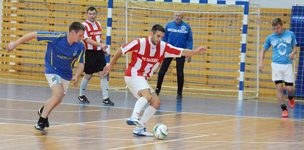 Каманда «ЖКГ-Барыкіна» — пераможца турніру па міні-футболу памяці Яўгена Вараб'я