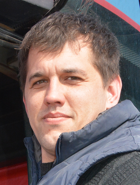 """Галоўны аграном эксперыментальнай базы """"Натальеўск"""" Сяргей Бабіновіч: """"Кармоў нарыхтавалі ўдосталь"""""""