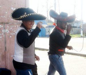 Радавалі лацінаамерыканскія мелодыі