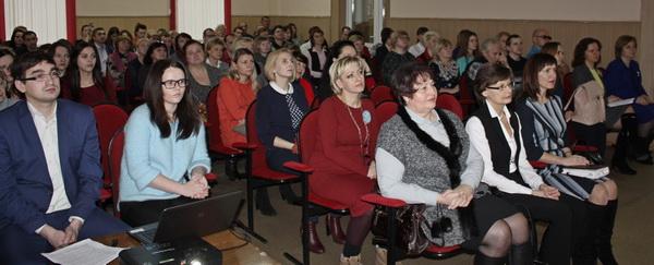 Прошёл областной фестиваль педагогического мастерства на Червенщине