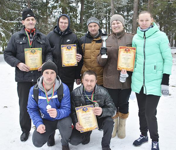 Па здароўе — на лыжню