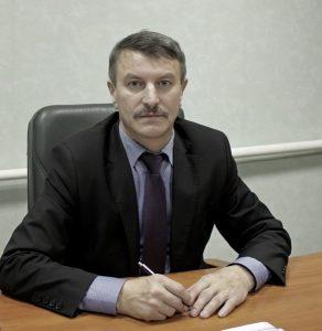Анатоль УЛЬЯНАЎ, дырэктар прадстаўніцтва БелдЗяржстраху па Чэрвеньскаму раёну