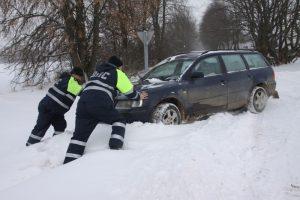 В Минской области введен спецплан «ПОГОДА»