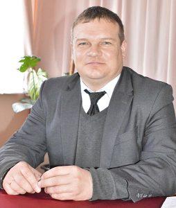 Андрэй УЛАСЕВІЧ — дырэктар камунгаса