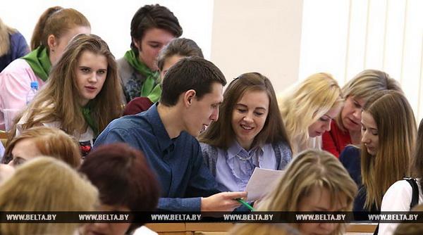 В вузы Беларуси в 2018 году планируется принять 54,5 тыс. студентов