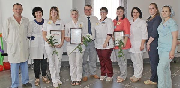 Победа — у Надежды! В Червенской ЦРБ прошёл конкурс медсестёр