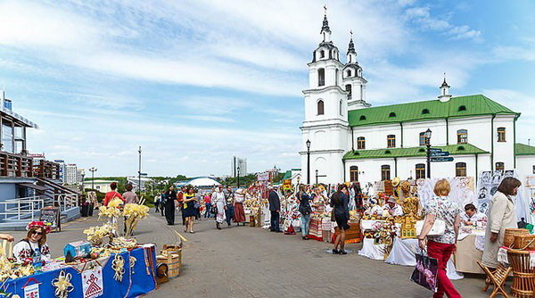 Фестиваль-ярмарка «Вясновы букет» откроет праздники национальных культур в Минске