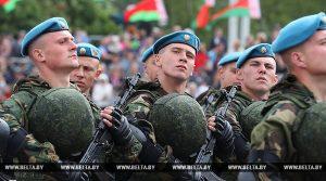Лукашенко назвал парад 3 июля лучшим в истории суверенной Беларуси