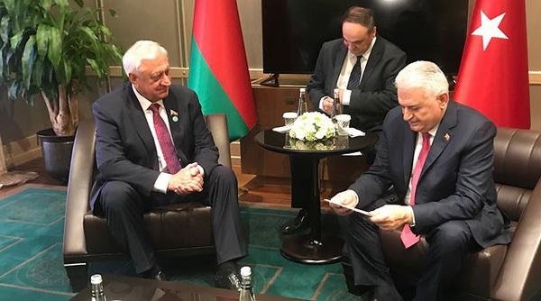 Беларусь и Турция к концу года рассчитывают выйти на товарооборот в $1 млрд