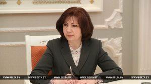 Тема развития малой родины обсуждалась на приеме граждан у Кочановой