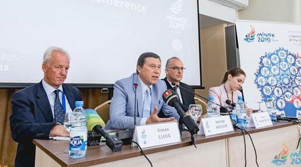 Шефы миссий команд позитивно оценили ход подготовки к II Европейским играм